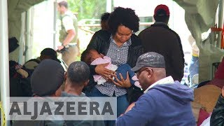 Canada struggles with asylum seeker influx from US