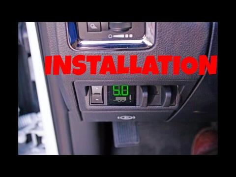 4th Gen (2009-2012) Dodge Ram 1500/2500/3500 Integrated Trailer Brake Controller Installation Video