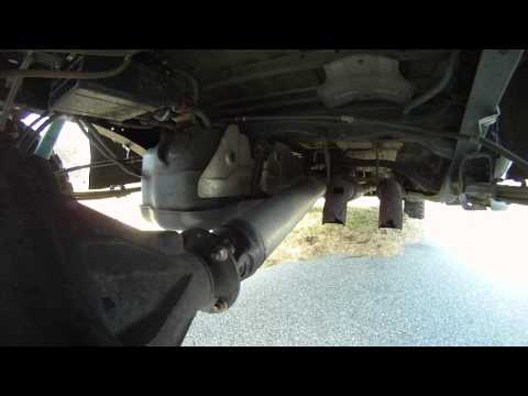 2007 Toyota Tundra U-joint going bad 5.7 4x4