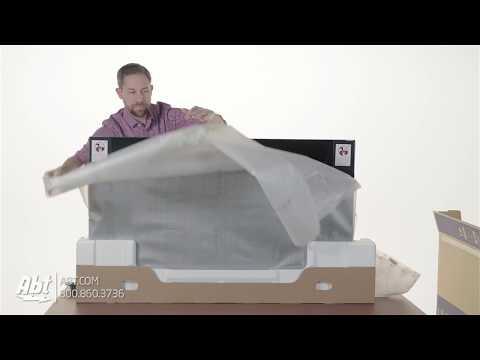 Unboxing: Samsung NU8000 Series LED TV