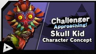 Skull Kid: Malevolent Masked Mischief-Maker - Challenger Approaching