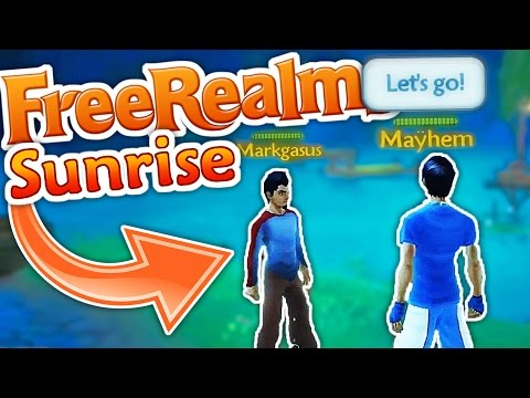 Free Realms: Sunrise MULTIPLAYER! 2017