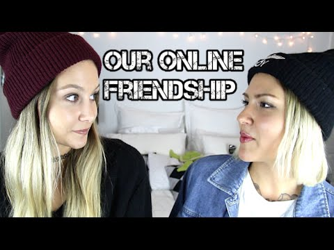 5 YEAR ONLINE FRIENDSHIP! - From Arizona to Sydney