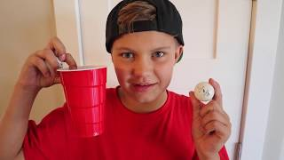 The Dude Perfect TRICK SHOT Challenge!