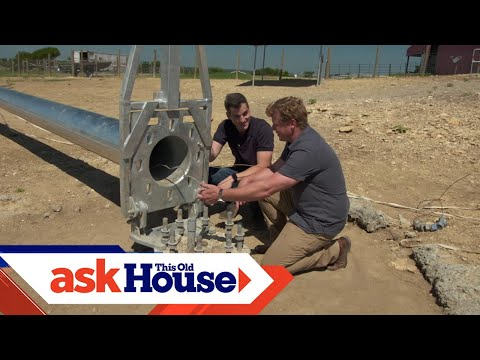 How to Install a Home Wind Turbine