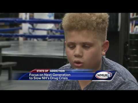 Activities help keep children away from drugs