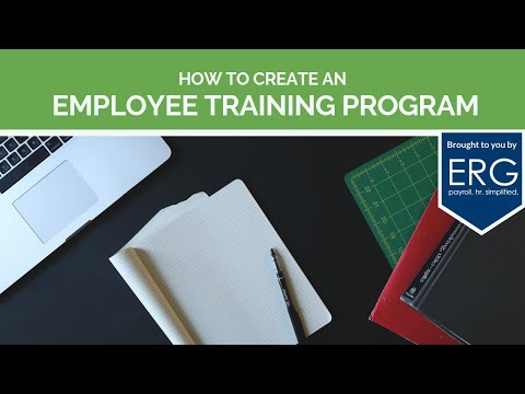 How to Create an Employee Training Program for Small Business
