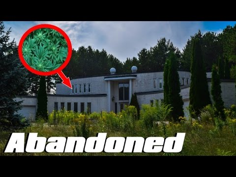 ABANDONED Dream Mansion (FOUND GROW OP !)
