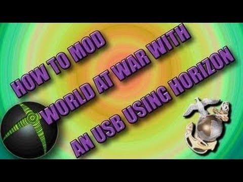 COD WaW Mod Menu 2014   Xbox 360 USB Tutorial