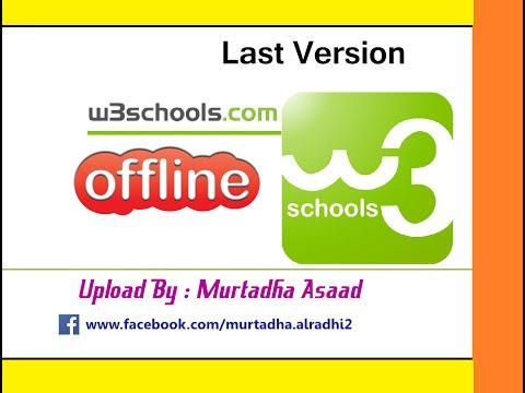 w3schools |offline| last version