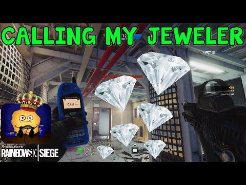 DIAMOND SEASON FINALE?! - Rainbow Six Siege Ranked Highlights