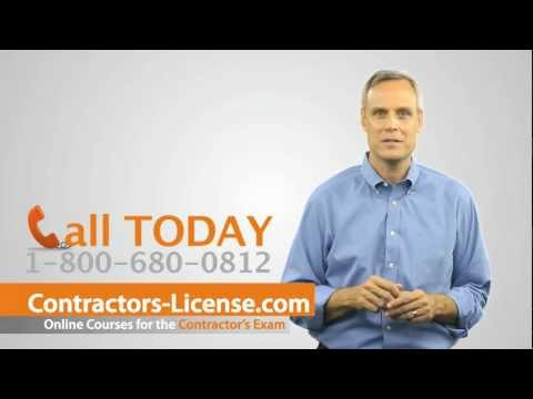 Virginia Contractors License Training | Pass The Exam