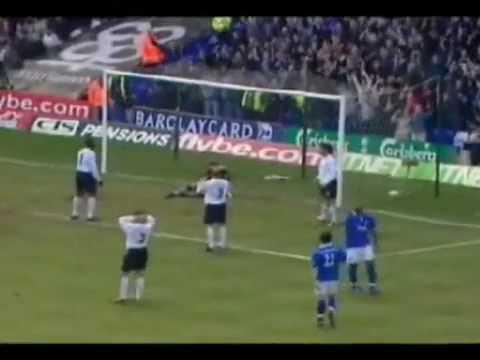 Mikael Forssell - Goals - Birmingham City Football Club - 2003-2008