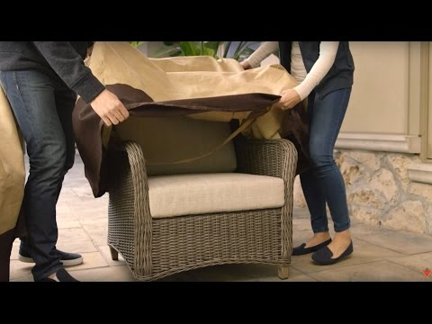 How to Protect your Patio Furniture (3 steps)
