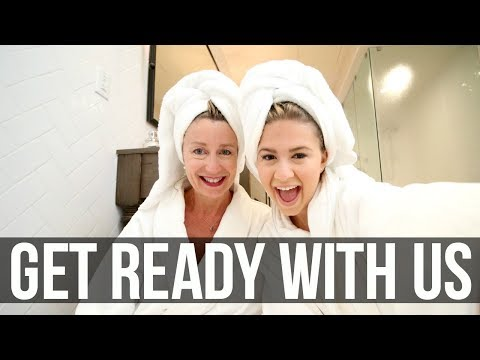 Get Ready with Me and My Mom!