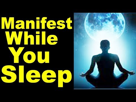 Manifest While You Sleep Technique That No One Tells You About