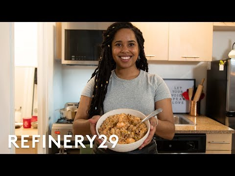 How I Updated My Mom's Jambalaya Recipe | My Kitchen Sink | Refinery29