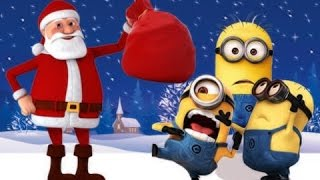 Minions Merry Christmas Movie 2016 - Despicable Me