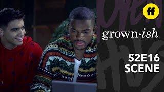 grown-ish Season 2, Episode 16 | Vivek