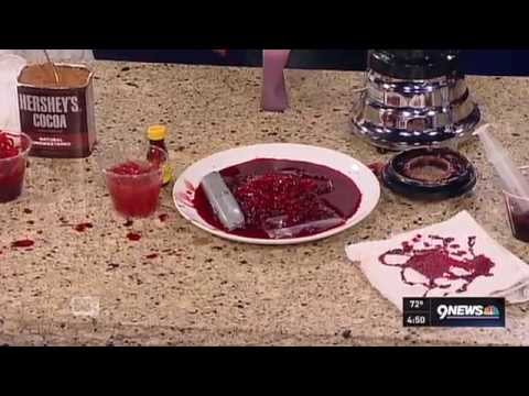 Perfect Fake Blood - Cool Science Experiment