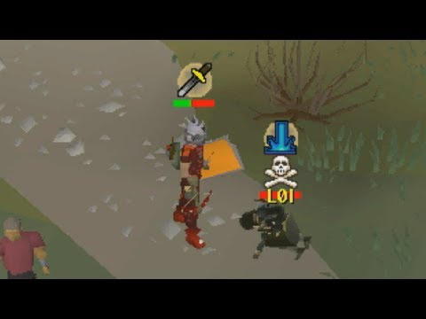 Pretending to be a Slayer in PvP Worlds