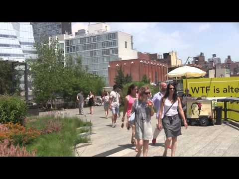Tour the Chelsea Portion of NYC's Highline
