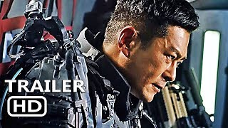 WARRIORS OF FUTURE Official Trailer (2019)