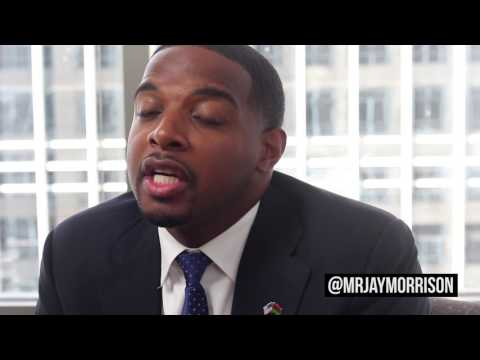Jay Morrison Talks The Solution & What's Wrong In The Black Community?