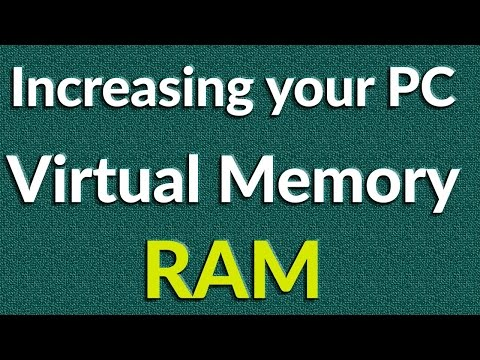 How to increase PC ram For Free
