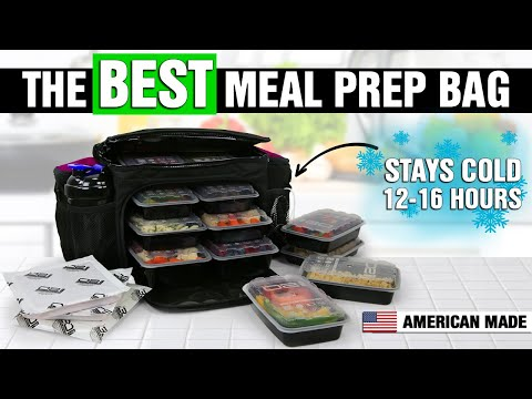 6 Meal Management Isobag by Isolator Fitness