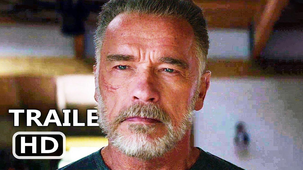 O EXTERMINADOR DO FUTURO 6 Trailer Brasileiro DUBLADO (2019) DESTINO SOMBRIO, Arnold Schwarzenegger