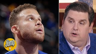 Blake Griffin now has one of the most toxic contracts in the league - Brian Windhorst   The Jump