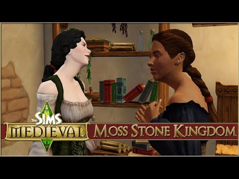 The Surgeon and the Spy! • Sims Medieval: Moss Stone Kingdom - Episode #50