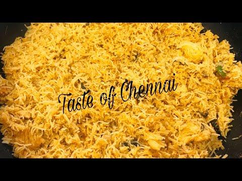 Chicken Idiyappam Biryani Recipe || Idiyappam Biryani Recipe || String Hopper Biryani with Chicken