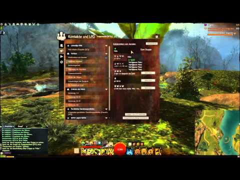 Guild Wars 2 Looking for Group: First Look