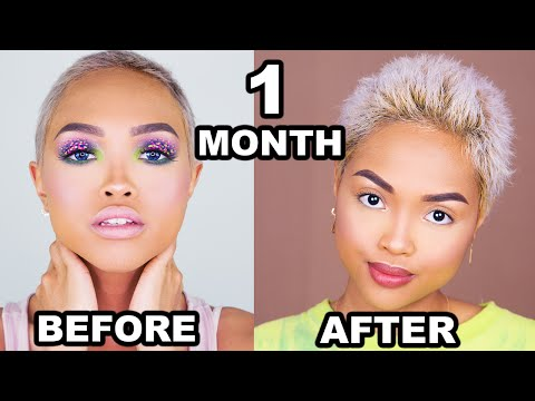 How to grow hair 4cm in a month | CookieChipIry