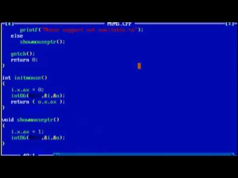 Use Pointer in c++ | How to Create Program in pointer| Mouse Pointer in c++ | C++ Pointer | Pointer