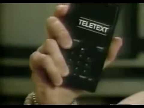 1982 Time Teletext promo