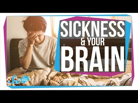 How Being Sick Changes Your Brain