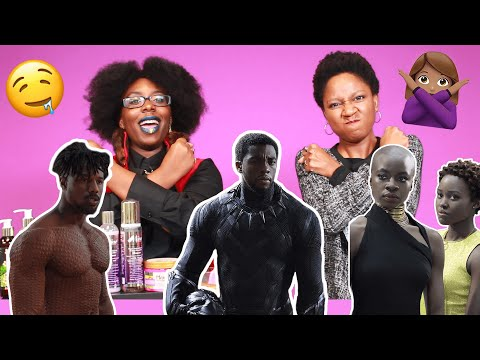 April & Gerilyn Review Black Panther 🙅🏾✊🏿 | Watch & Go