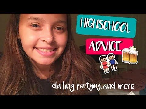 High School Advice // Kiana Shay