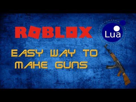 Roblox Scripting | How To Make A Turbo Fusion Gun