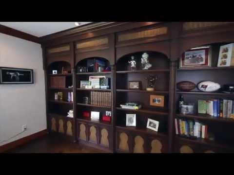 Bright Wood Works: Hidden Bookshelf - Secret Door
