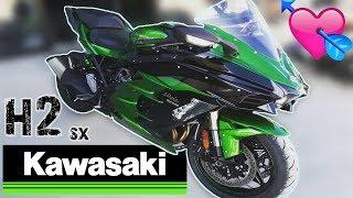 HO PROVATO LA KAWASAKI H2 !!! 😍
