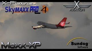 Sky-Maxx Pro v4 for X-Plane10 /11