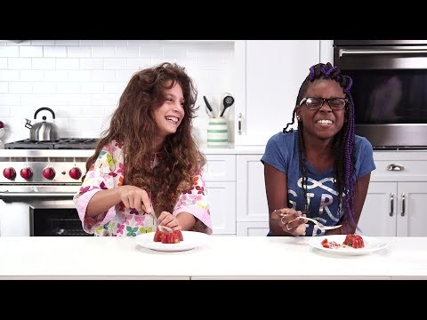 Southern Kids React to Tomato Aspic – Bonus Cut! | Southern Living