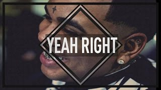 Kevin Gates type beat 2016 - Yeah Right (Melodic Trap Instrumental)