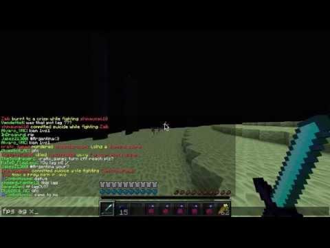 Minecraft kohi pvp: End pvp