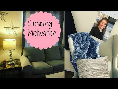 MEGA  Motivation Cleaning And Cooking For Family To Come Over