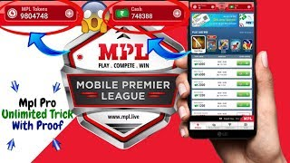 MPL App Tokens Unlimited Trick | Latest MPL Token One Click Trick